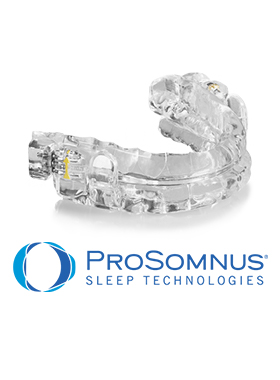 Prosomnus oral appliance